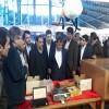 بازدید استاندار از غرفه پارک علم و فناوری استان در نمایشگاه هفته پژوهش