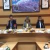 نشست مشترک رییس پارک علم و فناوری کهگیلویه و بویراحمد با اعضای انجمن هوا فضای استان