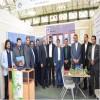 یکی از واحدهای فناور پارک علم و فناوری استان در نمایشگاه مدیریت سبز تهران شرکت کرد