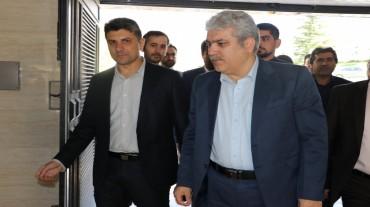 معاون علمی و فناوری رئیس جمهور از پارک علم و فناوری استان کهگیلویه و بویراحمد بازدید کرد.