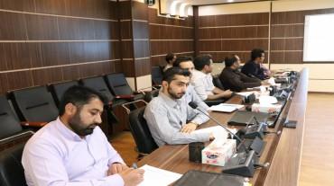 کارگاه پلمپ دفاتر مالیاتی برگزار شد