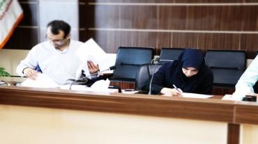 یازدهمین جلسه کمیته تخصصی ارزیابی متقاضیان استقرار در پارک و مراکز رشد برگزار شد