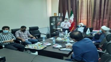 امام جمعه دهدشت از مرکز رشد این شهر بازدید کرد