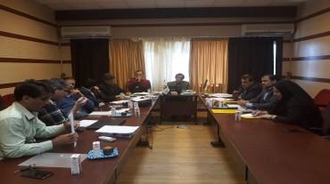 دومین جلسه بررسی صلاحیت شرکت های متقاضی ورود به پارک علم و فناوری کهگیلویه و بویراحمد انجام شد