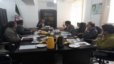 دومین جلسه شورای پارک علم و فناوری کهگیلویه و بویراحمد برگزار شد
