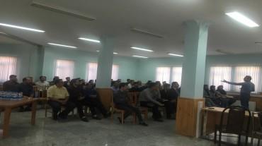 کارگاه آموزشی یک روزه در گچساران برگزار شد