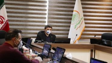 از طریق ویدئو کنفرانس / رئیس جمهور با روسای پارکهای علم و فناوری کشور گفتگو کرد