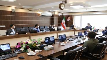 نشست مشترک با معاونت پژوهشی دانشگاه آزاد یاسوج/تاکید بر ایجاد مرکز رشد مشارکتی