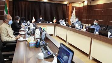 نهمین شورای علمی فناوری پارک برگزار شد
