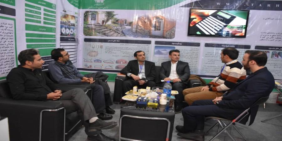 حضور متفاوت پارک علم و فناوری استان در نمایشگاه پژوهشی تهران / تقدیر از پارک استان + عکس