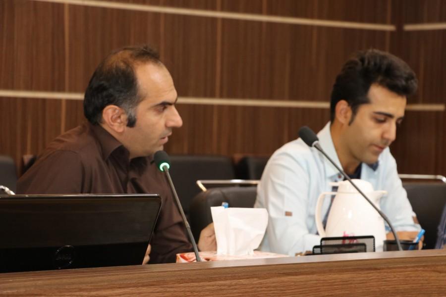 محیط پر امید پارک علم و فناوری استان ستودنی است