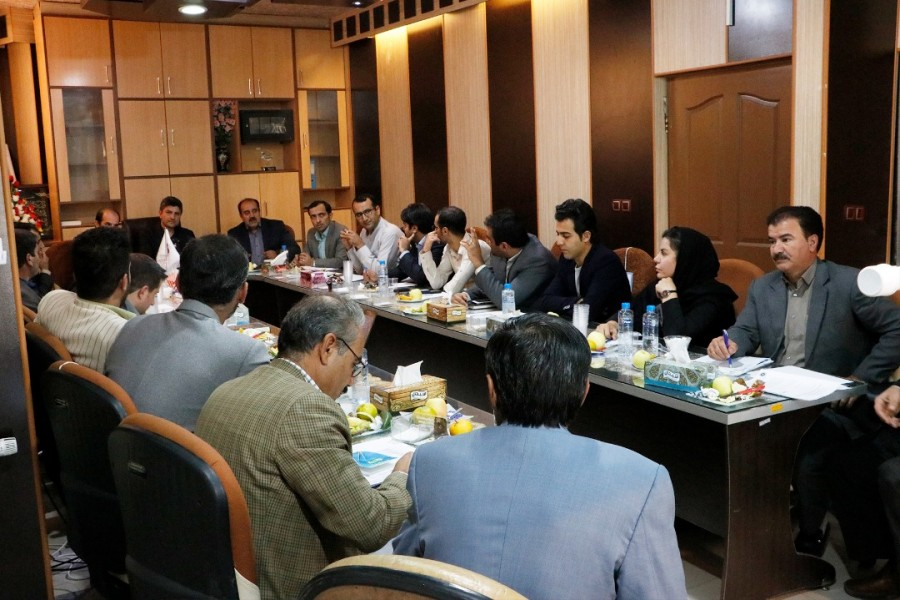 کارگروه کسب و کارهای نوپا برای اولین بار در استان تشکیل شد